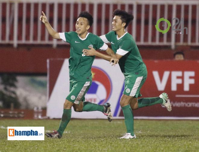 Niềm vui vô bờ bến của đội bóng thua 60 bàn phá lưới U23 Việt Nam - 3
