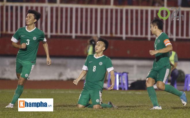 Niềm vui vô bờ bến của đội bóng thua 60 bàn phá lưới U23 Việt Nam - 4