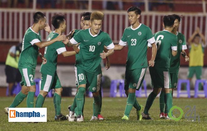 Niềm vui vô bờ bến của đội bóng thua 60 bàn phá lưới U23 Việt Nam - 5