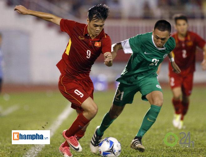 Niềm vui vô bờ bến của đội bóng thua 60 bàn phá lưới U23 Việt Nam - 7