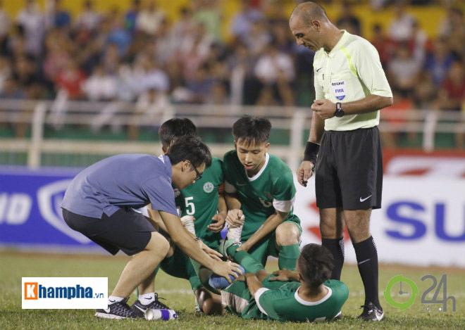 Niềm vui vô bờ bến của đội bóng thua 60 bàn phá lưới U23 Việt Nam - 8