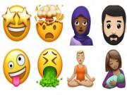 Công nghệ thông tin - Apple sắp ra mắt bộ emoji mới kêu gọi nuôi con bằng sữa mẹ