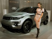 Victoria Beckham không thiết kế Range Rover Evoque bản đặc biệt