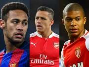 PSG quyết mua Neymar, xây bộ ba  M-S-N  mới 400 triệu bảng