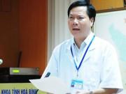 Tin tức trong ngày - Đủ căn cứ cách chức Giám đốc bệnh viện Hòa Bình