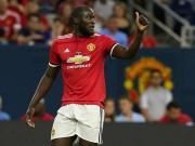 Bóng đá - Pogba kiến tạo đỉnh cao, Lukaku ghi bàn đầu tiên derby Manchester
