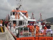 5 ngày  lật tung  biển Nghệ An tìm kiếm 13 người mất tích