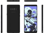 Dế sắp ra lò - NÓNG: Ảnh chi tiết Galaxy Note 8, có camera kép mặt sau