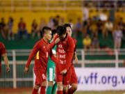 Bóng đá - U23 Việt Nam: Công Phượng - Văn Toàn tung hứng tạo siêu phẩm