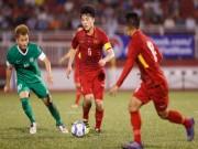 Bóng đá - U23 Việt Nam - U23 Macau: Bàn thắng như mưa, vượt lên dẫn đầu