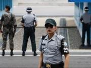 Làng đình chiến Triều Tiên: Nơi nguy hiểm nhất thế giới