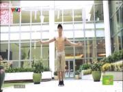 """Thể thao - Sasuke Việt: Đệ tử Nam Huỳnh Đạo, ngã đau """"uống no nước"""""""