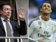"""Ronaldo  """" khoe """"  phi cơ riêng triệu đô, tới Singapore kết thân tỷ phú"""