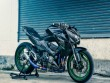 Xe máy - Xe đạp - Hoành tráng Kawasaki Z800 bản độ