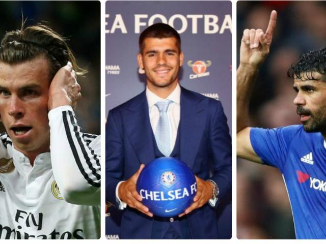 Chelsea chi đậm mua Morata: Nhanh hơn Bale, ngoan hơn Costa