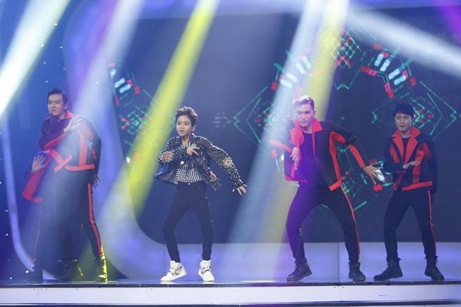"""Miu Lê phát cuồng vì Isaac nhí làm """"nổ tung"""" sân khấu Vietnam Idol Kids - 1"""
