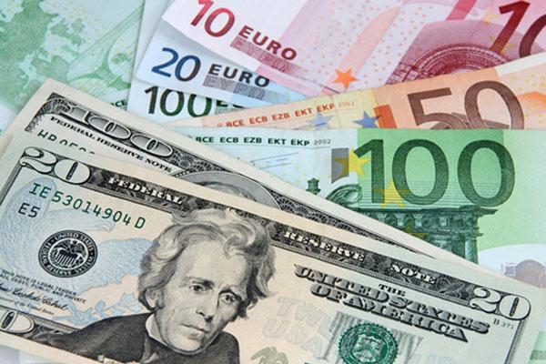 Doanh nghiệp có dư nợ bằng EUR có thể lỗ tỷ giá - 1