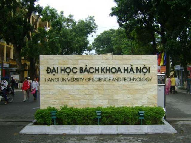 Danh sách trúng tuyển Đại học Bách khoa Hà Nội
