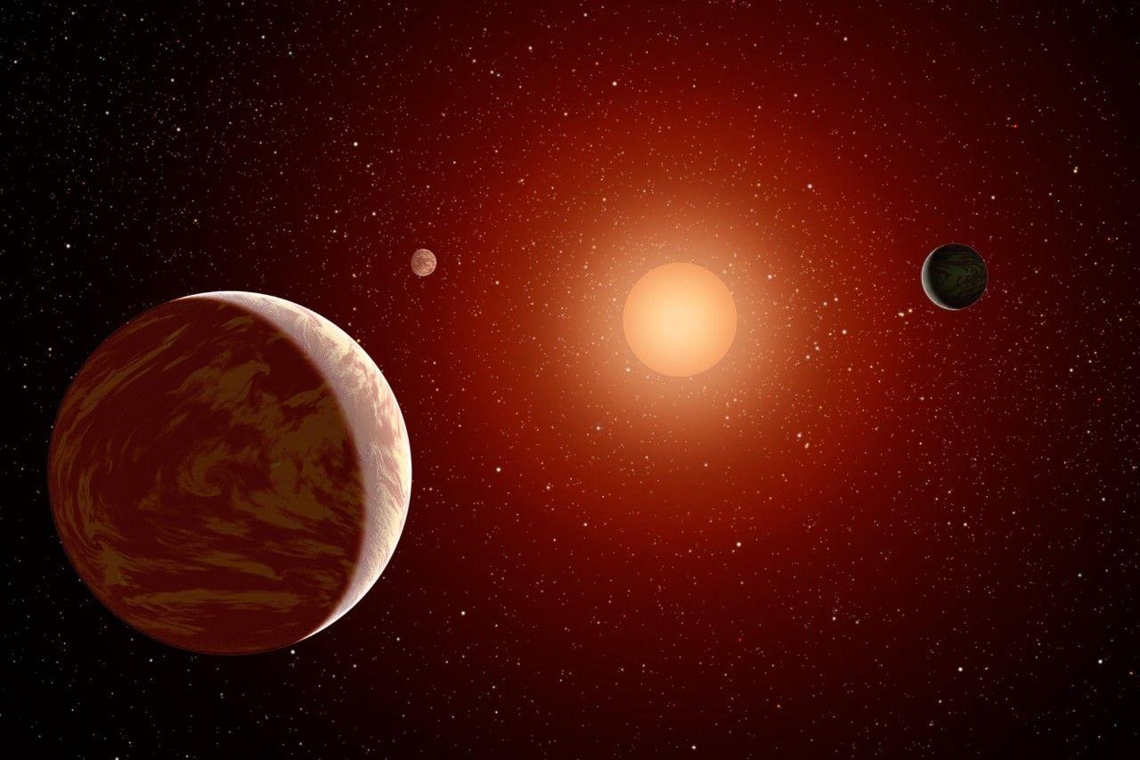 Con người thọ 150.000 tuổi nếu đến sống ở hành tinh này - 2