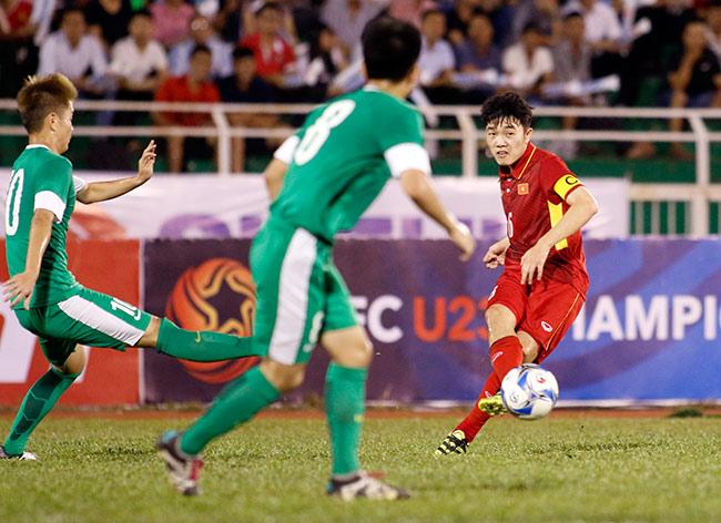 Luật đá phạt đền của HLV Hữu Thắng và bàn thắng đẹp từ Xuân Trường - 2