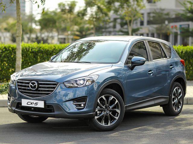 """Mazda CX-5 2016 đang có mức giá """"sốc"""""""