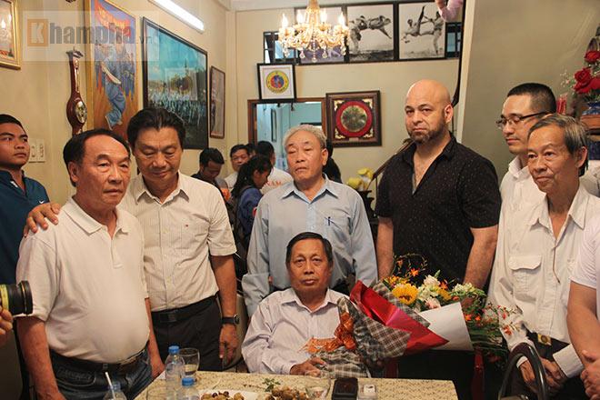 Sốc: Cao thủ Vịnh Xuân bái Huỳnh Tuấn Kiệt làm sư phụ kèm điều kiện - 2