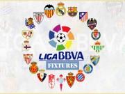 Lịch thi đấu La Liga 2017/18: Real sẽ đấu Barca với bất lợi