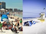 Sự thật phũ phàng tại 7 bãi biển đẹp nhất thế giới