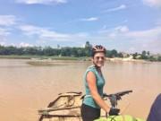 Tin tức trong ngày - Tin mới vụ nữ du khách Anh mất xe đạp khi phượt xuyên Việt