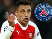 "Bóng đá - Arsenal – Wenger bất lực: Sanchez đến Paris ""hội quân"" PSG"