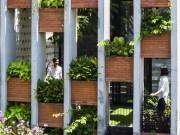 Tài chính - Bất động sản - Nhà đẹp như resort ở Đà Nẵng xuất hiện ấn tượng trên báo ngoại