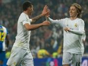 Tin HOT bóng đá tối 22/7: Luka Modric khoác áo số 10 của James