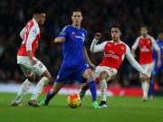 Arsenal - Chelsea: 3 cú đấm  & amp; niềm kiêu hãnh bị tổn thương