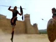 Hoàng tử thành Troy từng bị  Gót chân Achilles  khuất phục thế nào