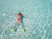 Thả hồn giữa những bãi biển nước trong nhất thế giới