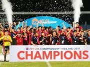 U15 Việt Nam hạ gục Thái Lan, vô địch Đông Nam Á đầy cảm xúc