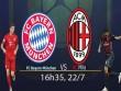 Bayern Munich - AC Milan: Dàn binh lực khủng của  Rossoneri