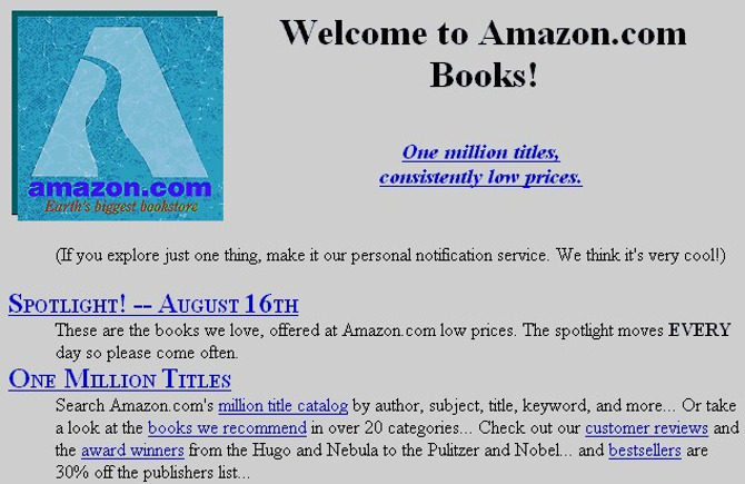 Bài học khởi nghiệp từ Facebook, Amazon: Đừng đợi hoàn hảo mới bắt đầu!