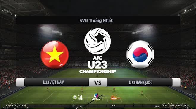 HLV U23 Hàn Quốc: Công Phượng xuất sắc, hậu vệ Hàn Quốc không tệ
