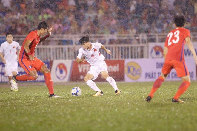U23 Việt Nam - U23 Hàn Quốc: Sai lầm, tuyệt phẩm và may mắn
