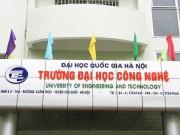 Danh sách trúng tuyển Đại học Công nghệ - ĐHQGHN
