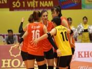Chân dài bóng chuyền Việt Nam: Tranh châu Á, nuôi mộng SEA Games