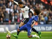 Bóng đá - PSG - Tottenham: Thẻ đỏ ngớ ngẩn & cơn mưa bàn thắng