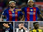 Bom tấn  lịch sử: Neymar  đốt  của PSG 352 triệu bảng, lương kỷ lục