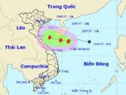 Bão số 3 vừa suy yếu, Biển Đông lập tức xuất hiện bão số 4