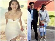 """Đời sống Showbiz - Mỹ nữ lấy tỷ phú: Người khoe khoang tài sản, kẻ ăn mặc """"xuề xòa"""""""