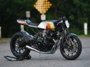 Ngắm tuyệt phẩm xế độ Honda CB900F Cafe Racer