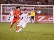 Kiên cường đấu Hàn Quốc, U23 Việt Nam có vé dự VCK châu Á