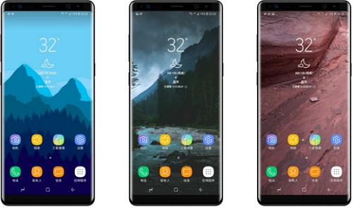 Điểm danh 8 tính năng mới trên Samsung Galaxy Note 8 - 2