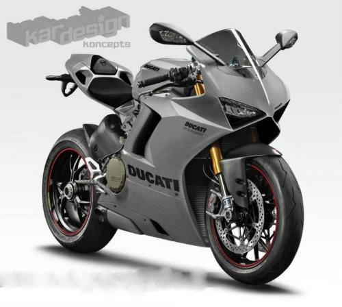 """Ducati V4 Superbike rò rỉ công suất """"khủng"""" - 1"""